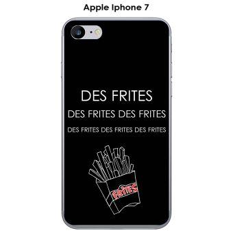 coque frite iphone 7