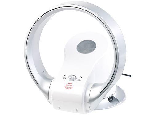 Ventilateur sans pale 360° réversible 1100 W LT 1000.VT
