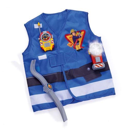 Simba Toys 109252380 - Le pompier SAM Kit de sauvetage