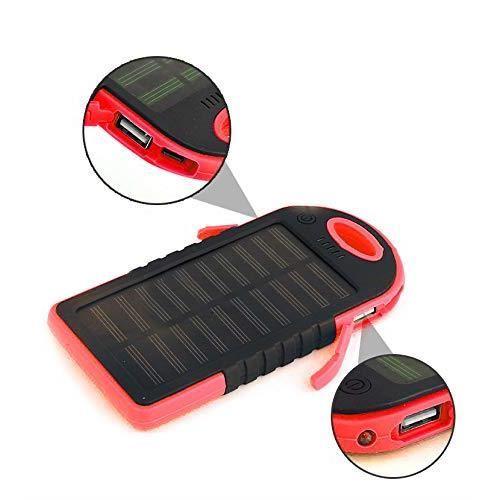 AURSTOR Chargeur Solaire 20000mAh,Solaire Power Bank avec