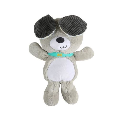 BRIGHT STARTS Peluche Chiot Belly Laughs Puppy