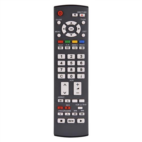 Richer-R Télécommande De Remplacement pour Panasonic EUR765109A