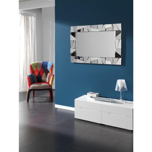 Miroir rectangulaire en verre REZA