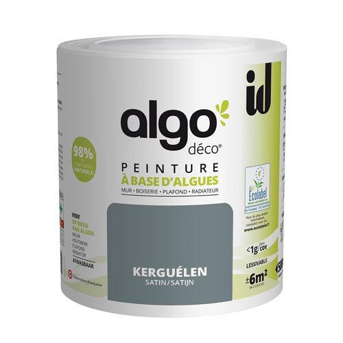 Peinture à Base D'algues Algo Satin Kerguelen 500ml