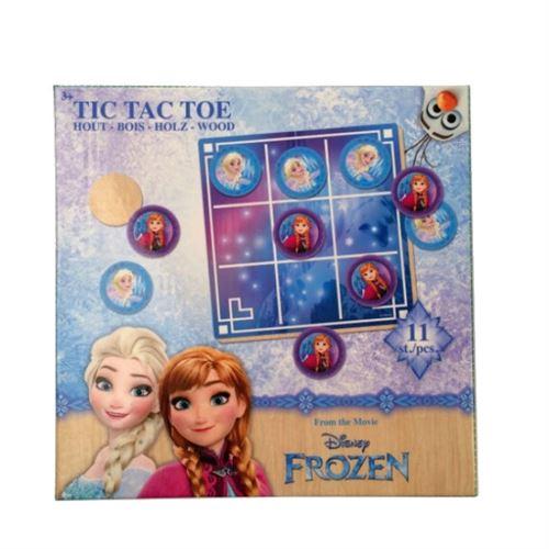 Disney Bois TicTacTacToe congelé