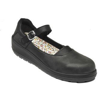 Bianca Taille Noir 42 De Parade Securite Femme Chaussures 8XwZPn0kNO