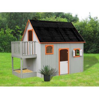 Cabane enfant Duplex - Maisons de jardin - Achat & prix | fnac