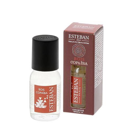 Concentré de parfum Bois Copaïba