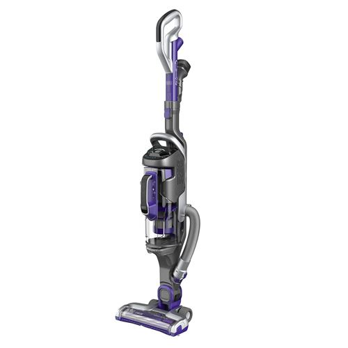 BLACK+DECKER CUA525BHP Balai Aspirateur sans Fil Multi Power, 1 Liter, Violet