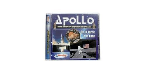Ce CD-Rom, édité dans le cadre du 30ème anniversaire du premier pas de l´Homme sur la Lune, va faire de vous un spécialiste de la question ! Apprenez-en un peu plus sur cet exploit, grâce à plus de 1400 photos originales de la NASA, et plus de 30 minutes