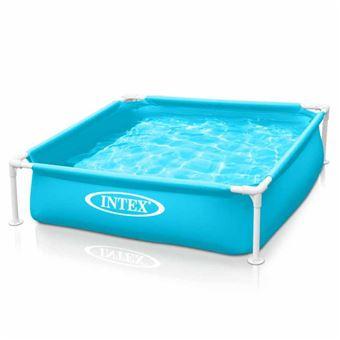 Petite piscine tubulaire