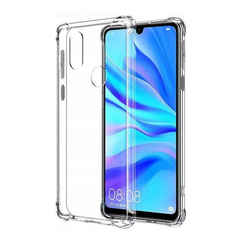 Coque Huawei P30 LITE Souple Transparente flexible Bumper en Gel TPU Silicone Invisible Antichoc avec bords renforcés - Accessoires Pochette Case