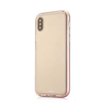 coque iphone x beige