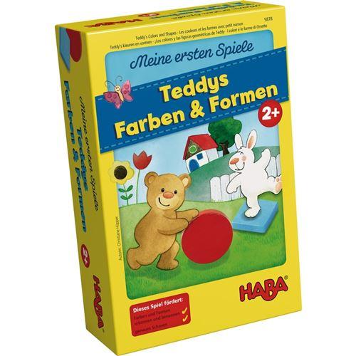 Haba jeu Les couleurs et les formes de Teddy (DU)