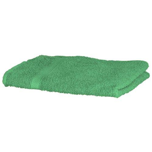 Towel City - Serviette de toilette 100% coton (50 x 90cm) (Taille unique) (Chocolat) - UTRW1576