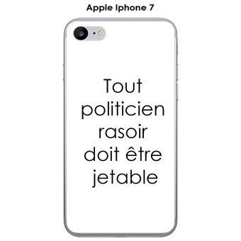 coque apple iphone 8 blanc