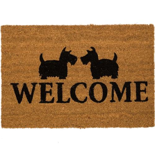Paillasson WELCOME DOGS 60 cm