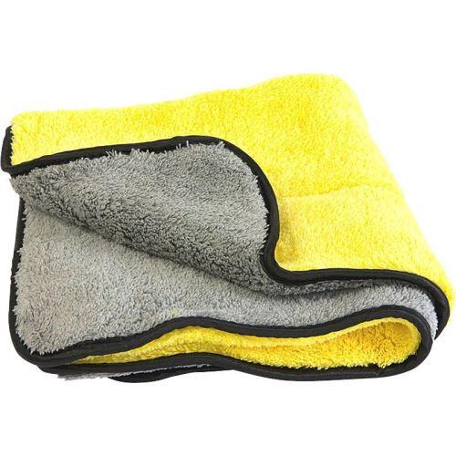 SmartWax Microfibre Max tissu microfibre 45 x 40 cm jaune