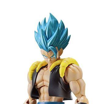 Maquette Gogeta Ssj God Blue Figure Rise Par Bandai Dragon Ball Super