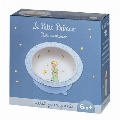Bol a ventouse le petit prince - petit jour