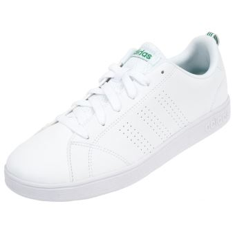 Chaussures mode ville Adidas Advantage blanc jr Blanc taille