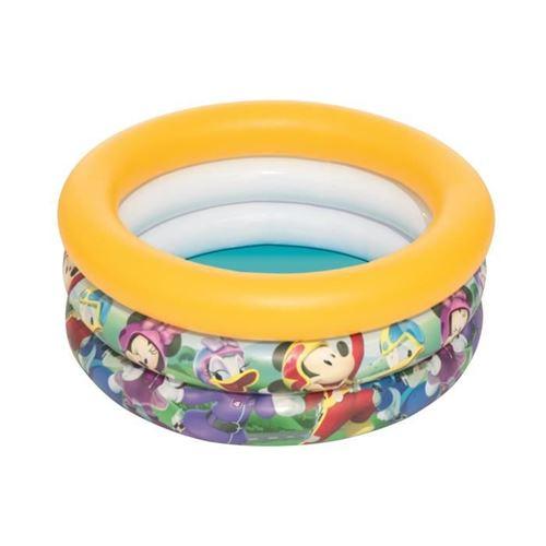 Baignoire gonflable 70 x 30 48 l pour enfants 3+ ans Mickey