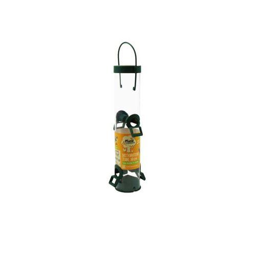 Distributeur tube pour mélange de graines Plume et compagnie 500g