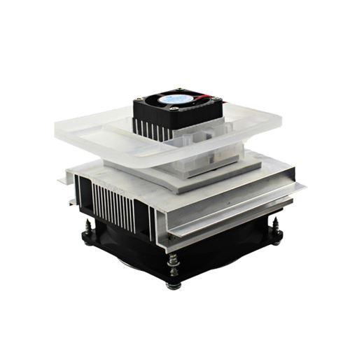 Système de Refroidissement Diy Électronique Semi-Conducteur Climatiseur Électronique JJGJ095
