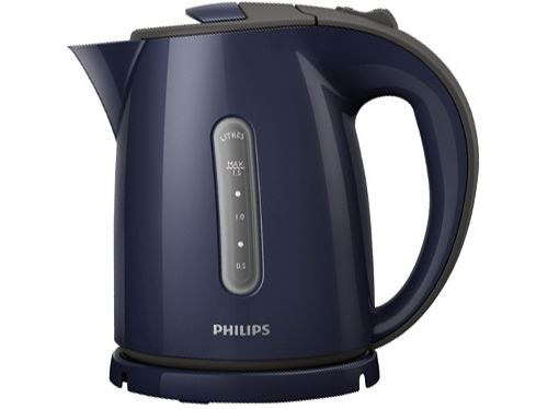 Philips Daily Collection HD4646 - Bouilloire - 1.5 litres - 2400 Watt - myrtille