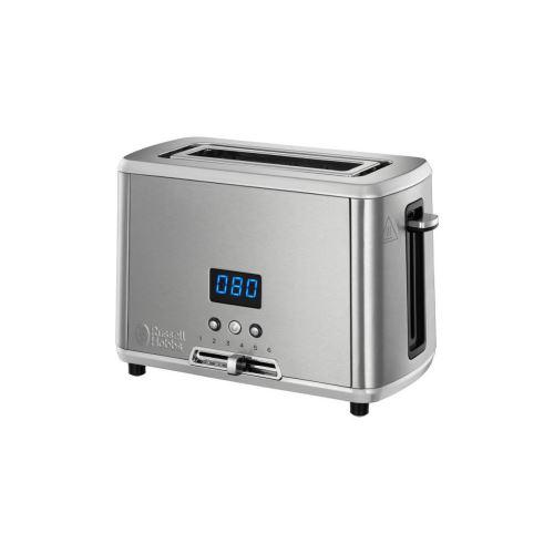 Russel Hobbs 24200-56 - Toaster Compact Home - Inox Brosse - 1550w