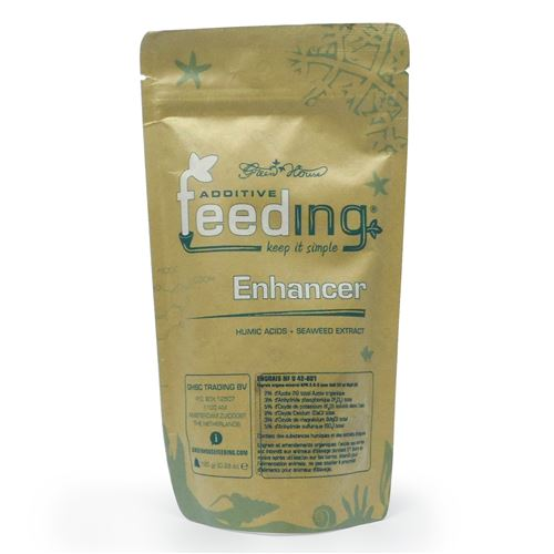 Additive feeding enhancer 125gr - green house
