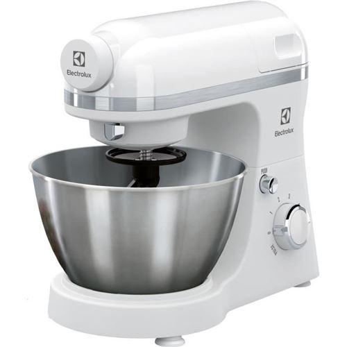 Robot pâtissier Pétrisseur EKM3010 Blanc 800w 4,1Litres