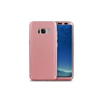 -1€29 sur Kowi® Coque intégrale pour Samsung Galaxy S8 Plus - Coque de  Protection avant et arrière 360° et film de protection - OR ROSE - Etui  pour ... 69dacb0aa2c4