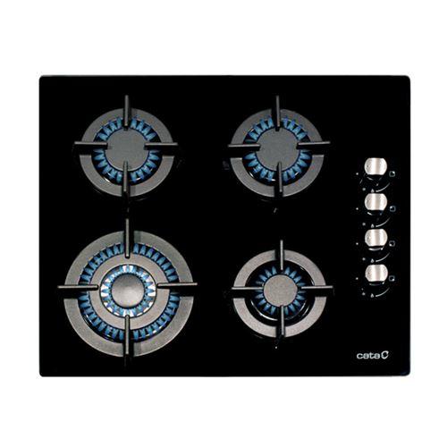 Plaque au gaz Cata CCI6031 60 cm Noir (4 cuisinière)