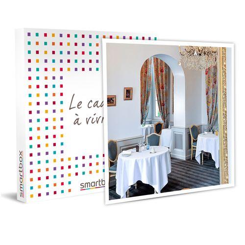 SMARTBOX - Menu étoilé MICHELIN 2021 au Château de Sully - Coffret Cadeau