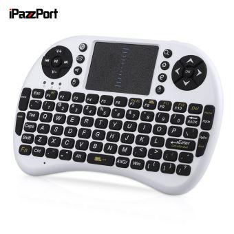 Mini clavier sans fil iPazzPort M2S 2.4GHz avec Touchpad