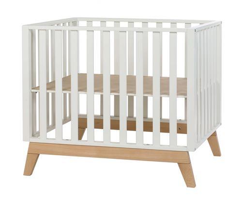 Pericles baby box Malmo98 x 78 cm blanc