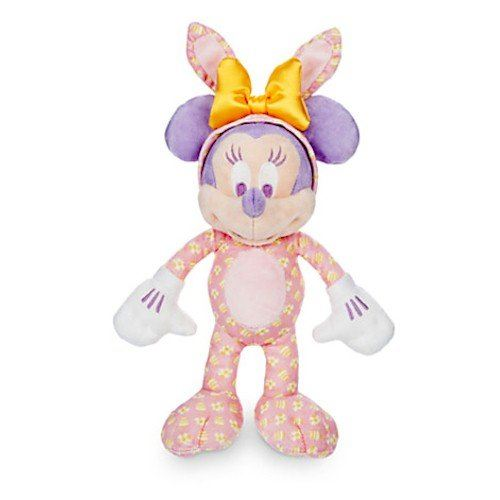 Lapin de Pâques en peluche Minnie Mouse - 9 - Walt Disney World