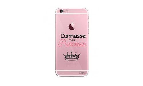 Coque Iphone 6 Iphone 6s Rigide Transparente Connae Mais Princee Evetane