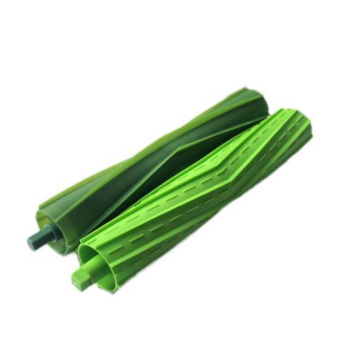 Kits De Brosses À Poils Pour Aspirateur Irobot Roomba I7 I7 + / I7 Plus E5 E6 E7 Vert W152