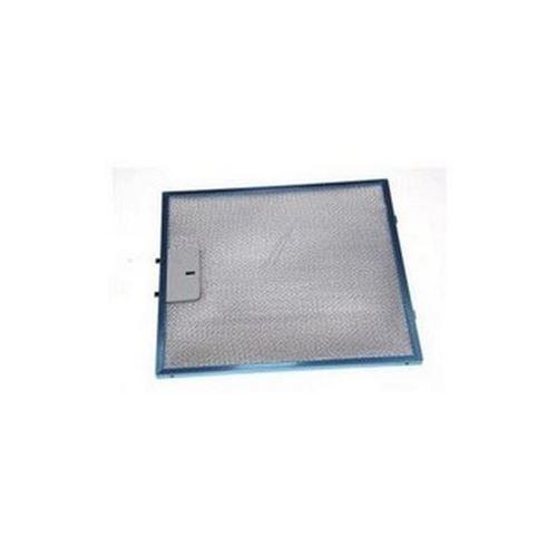 Filtre métal (anti graisse) (à l'unité) Hotte 49006362 CANDY, ROSIERES - 143665
