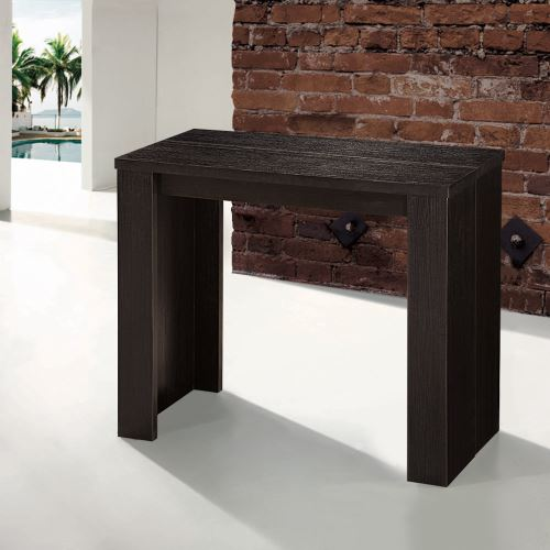 Table Extensible Rallonges Wenge Simply Console 3 bf7g6y