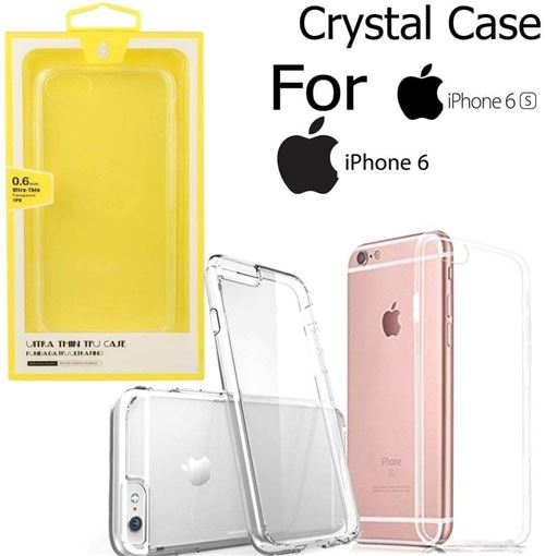 Coque Iphone 6 et Iphone 6S Crystal Case