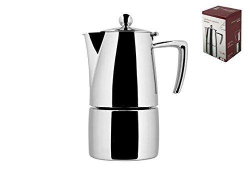 Ilsa Cafetière espresso brillant 4 tasses