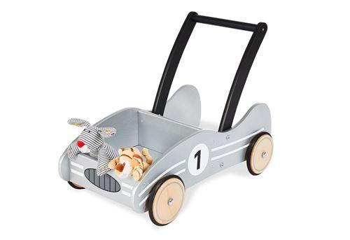Pinolino KIMI Chariot de marche Argent