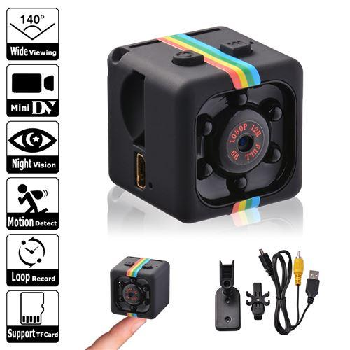 SQ11 Sports Caméra 1080P Caméscope Voiture DVR Enregistreur Nuit Vision Motion XCSOURCE