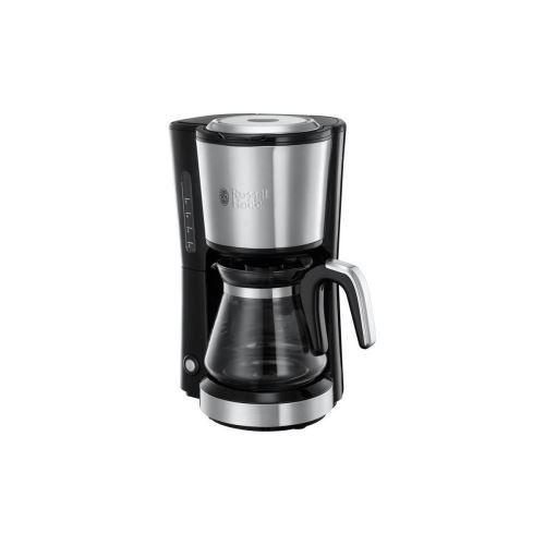 Russel Hobbs 24210-56 - Cafetiere Compact Home - Inox Brosse - 5 Tasses - 1000w