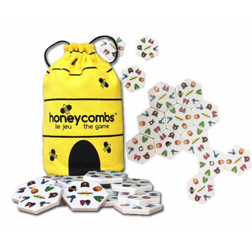 HONEYCOMBS Jeux - Honeycombs Multicolore