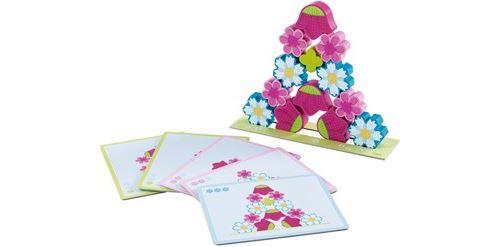 HABA Jeu empilable Magic Flowers 302576