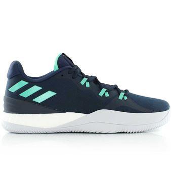 3de442cf40e4 Chaussure de Basketball adidas Crazy Light Boost 2018 Low Bleu Navy pour  Homme Pointure - 43 1 3 - Chaussures et chaussons de sport - Achat   prix